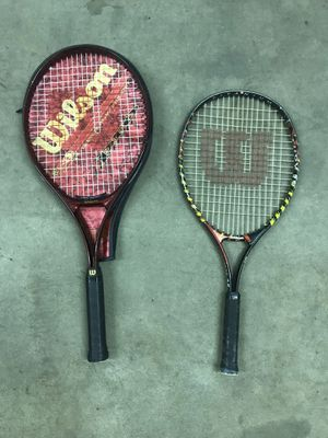 Tennis Rackets for Sale in Minneapolis, MN