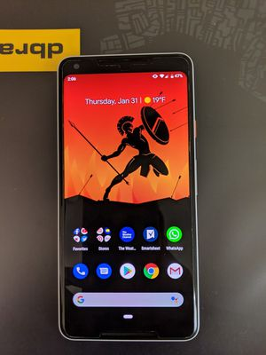 Google pixel 2XL 128gb Unlocked for Sale in Silver Spring, MD