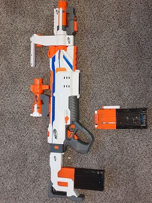 Multiple Nerf Guns!!(Perfect for CHRISTMAS) for Sale in Aurora, CO