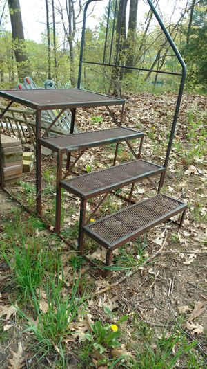 Steel porch steps, for Sale in Traverse City, MI