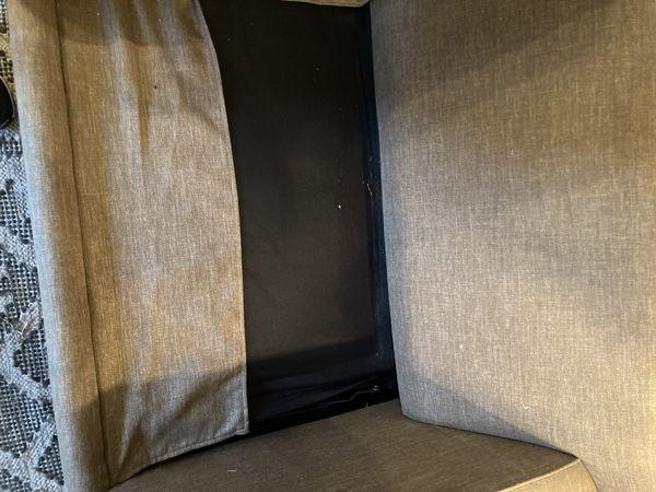 Crate & Barrel Sofa, Sleeper Sofa