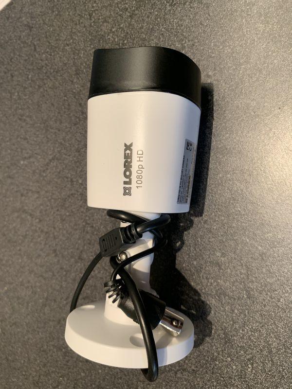 4 Lorex 1080p Cameras