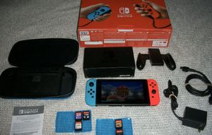 Nintendo switch for Sale in Dryden, VA