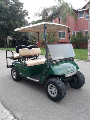 2010 EZGO 4 Passenger Golf Cart - Clean - High Speed! for Sale in Palm Harbor, FL