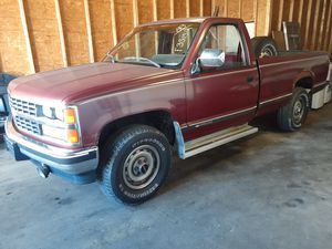 1988 Chevy Silverado 2500 for Sale in Baltimore, MD