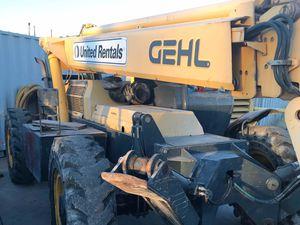 2011 GEHL 10-55 Reach Forklift! for Sale in Garland, TX