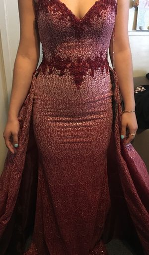 Beautiful prom/wedding dress! for Sale in Westminster, CA