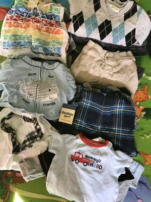 Baby Boy Clothes 6months, 6-9months, 9 months for Sale in Federal Way, WA