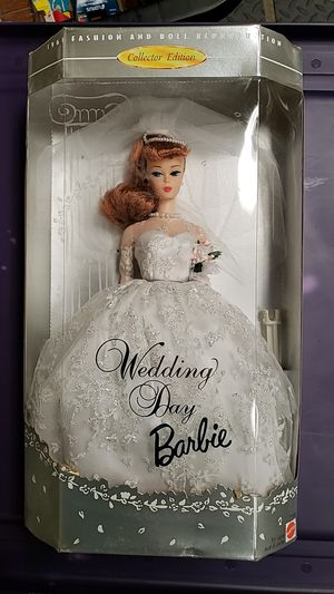 Wedding Day Barbie for Sale in Sumner, WA