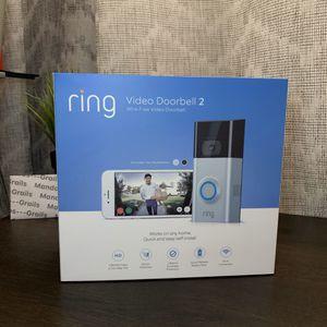 Ring Video Doorbell 2 for Sale in San Angelo, TX