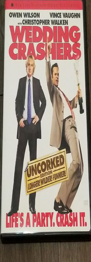 Wedding Crashers (DVD, Full Screen, Unrated, 2006), New for Sale in Denver, CO