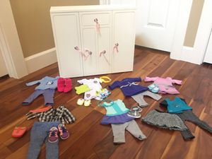 """American Girl 18"""" Doll Clothes for Sale in Kirkland, WA"""