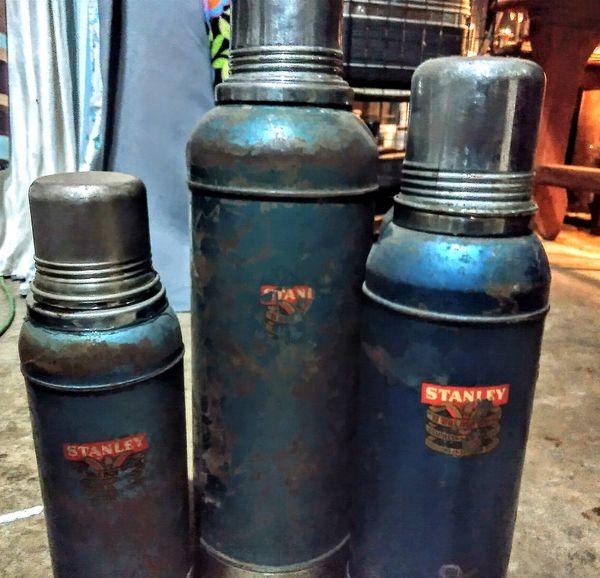 Vintage Stanley Thermos 1951 Super Vacs