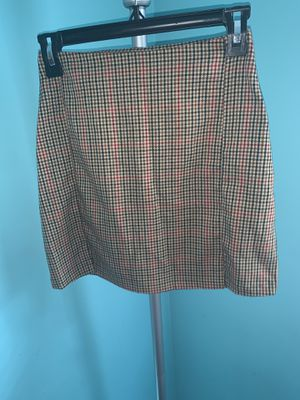 Plaid mini skirt for Sale in Columbus, OH