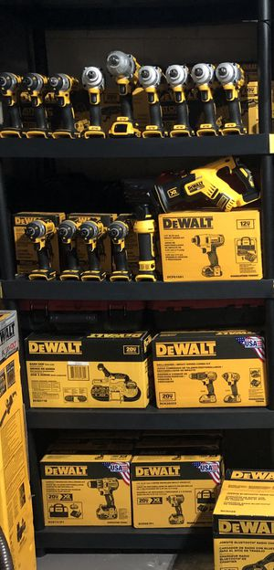 NEW DEWALT TOOLS AVAILABLE for Sale in Orlando, FL