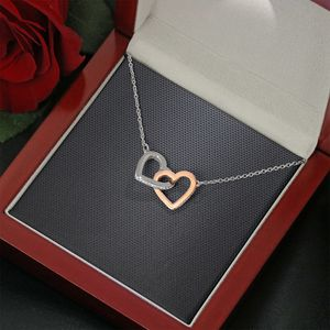 Modern Testimony- Locking Hearts Necklace for Sale in Lynchburg, VA