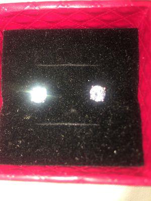 Real diamond earrings for Sale in Richmond, VA