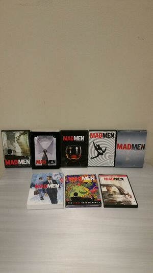 """MAD MEN"" Complete Series on DVD - firm price. for Sale in Arlington, VA"
