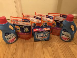 Tide pods bundle for Sale in Springfield, VA
