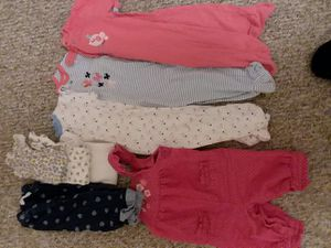 3-6 month girls clothes for Sale in Fountain, CO