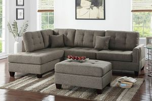 Coffee sofa sectional couch for Sale in Downey, CA