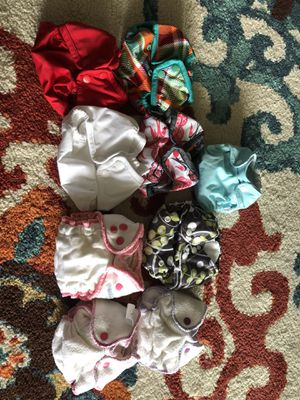 Newborn Cloth Diapers for Sale in San Diego, CA