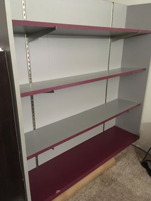 Double sided book store bookshelves (X2) for Sale in San Diego, CA