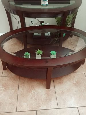 Coffe tables exelentes conditions for Sale in Las Vegas, NV