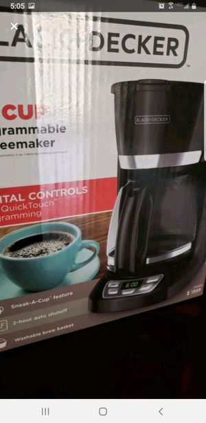 Coffee maker for Sale in Plantation, FL