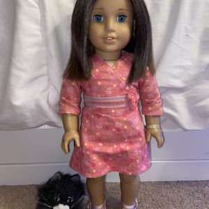 Chrissa Girl Of The Year American Girl Doll for Sale in Indianapolis, IN