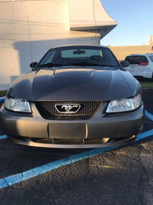 2003 FORD MUSTANG MANUAL TRANSMISSION for Sale in Clinton Township, MI