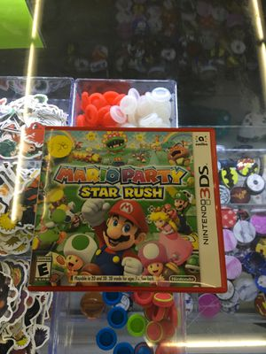 Mario Party: Star Rush - Nintendo 3DS for Sale in San Bernardino, CA