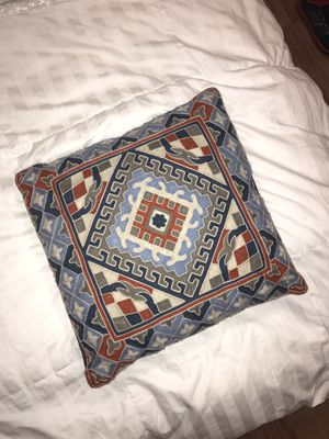 Decorative Pier 1 Pillow for Sale in San Diego, CA