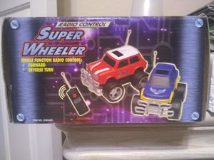 Super wheeler old school collectible box never been open for Sale in DeSoto, TX