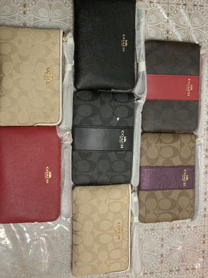 New Authentic COACH wristlets. for Sale in Dallas, TX