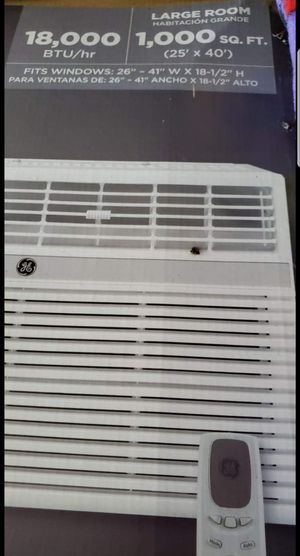 Smart room air conditioner GE appliances 18,000 btu for Sale in Hollywood, FL