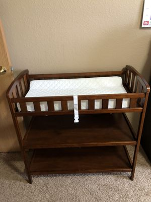 changing table for Sale in Osseo, MN