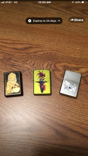 Zippo lighters for Sale in Columbus, OH