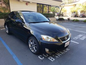 Salvage (rear) 2008 IS250 IS 250 with 106k miles for Sale in Rancho Cordova, CA