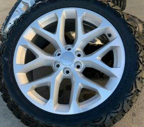 26x10 Wheels and tires set 3053026 for Sale in Phoenix,  AZ