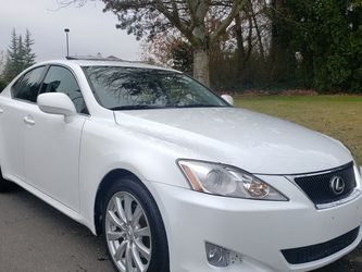 2008 Lexus Is250 Automatic 6cyl Very Clean Leather Very Nice for Sale in Portland,  OR