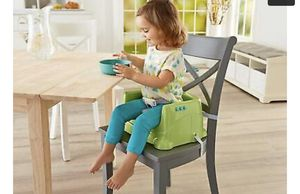 Fisher-Price Healthy Care Booster Seat, Green/Blue, Frustration Free Packaging. for Sale in Chula Vista, CA