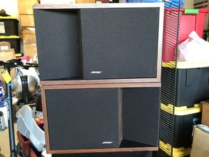Speakers BOSE 201 for Sale in Stockton, CA