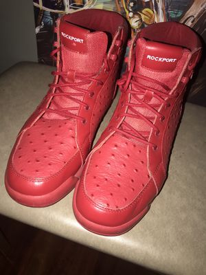 All red Men's boots size 11.5 $30 ea for Sale in Atlanta, GA