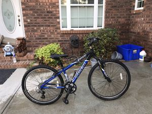 Blue Trek Mountain Bike for Sale in Loganville, GA