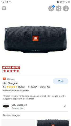 JBL speaker for Sale in Augusta, KS