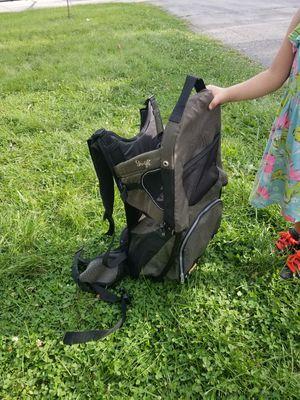 Child hiking backpack for Sale in Woodridge, IL