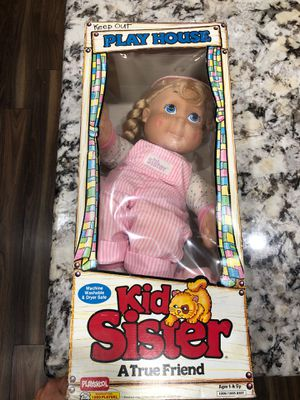 Kid sister doll new in box for Sale in Portland, OR