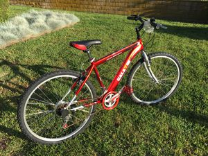 26 inch RED Mountain Bike 18 Speed Bicycle NEW for Sale in West Covina, CA