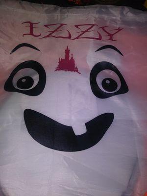 Monogrammed halloween bags for Sale in Billingsley, AL